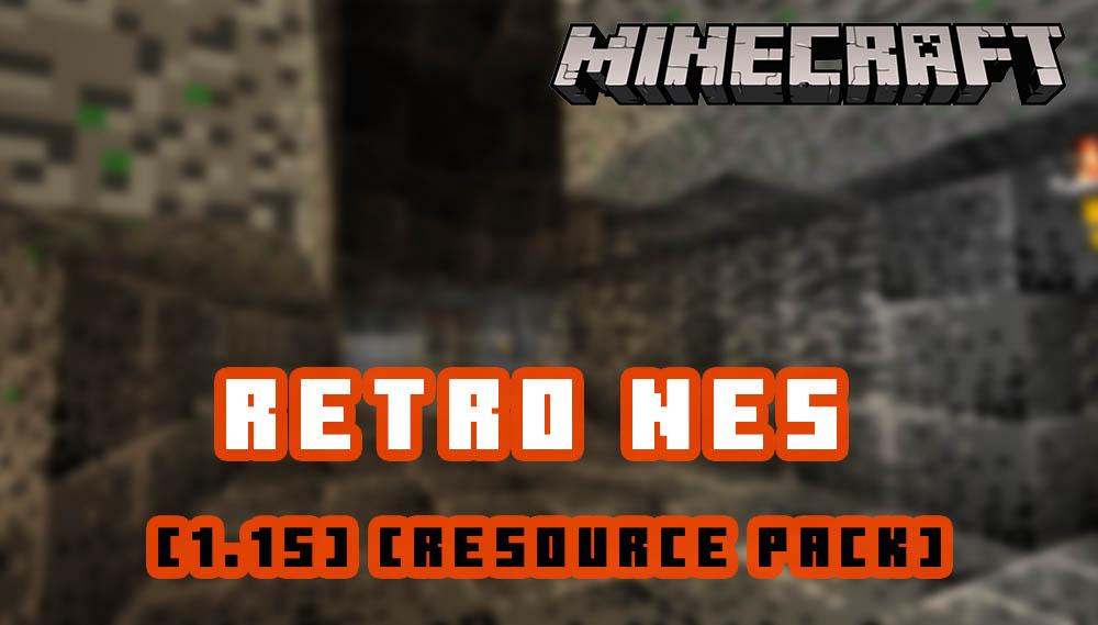 Retro NES [1.15] [Resource Pack]