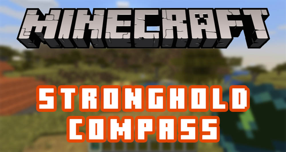 Stronghold Compass for Minecraft 1.15.1/1.14.4/.1.12.2