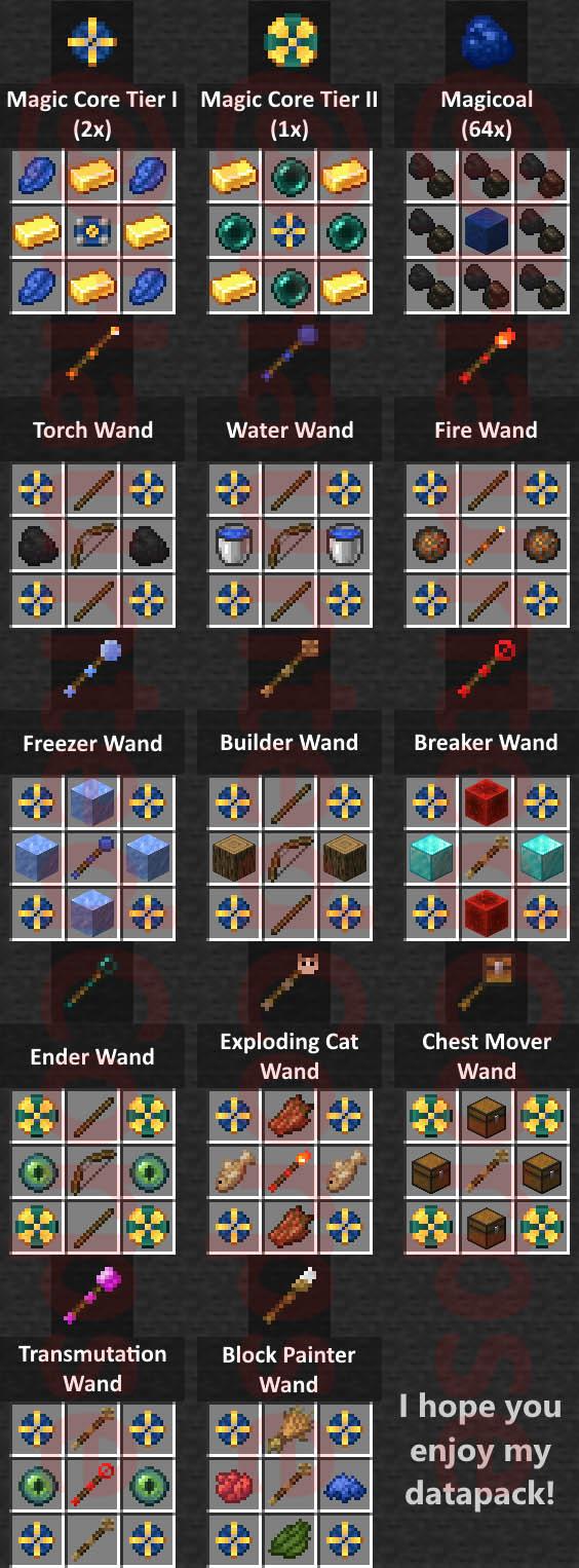 UsefulWands